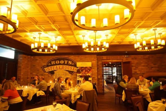 The Roots Steakhouse in Ridgewood will now host Ridgewood Rotary Club's Thursday meetings.