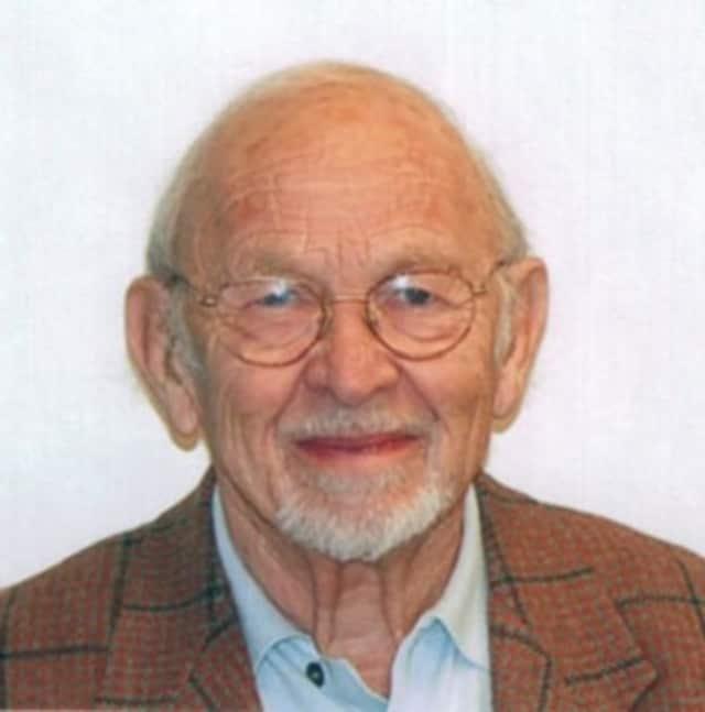 Rhinebeck resident Justus Rosenberg
