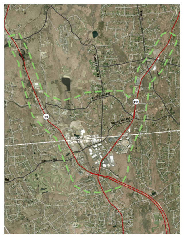 A meeting April 20 will discuss an upcoming study to help reduce congestion and improve routes 25 and 111 in Monroe and Trumbull.