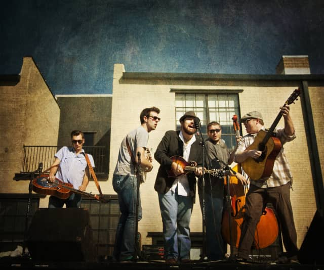 The Hillbenders presents a bluegrass version of The Who's Tommy at Ramapo College Sept. 27.