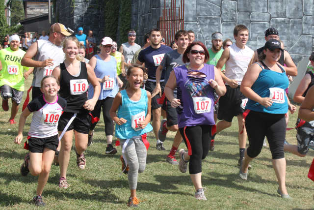 The Run Walk for Health and Hunger kicks off at 8:30 a.m. Saturday at Chelsea Piers Connecticut in Stamford.