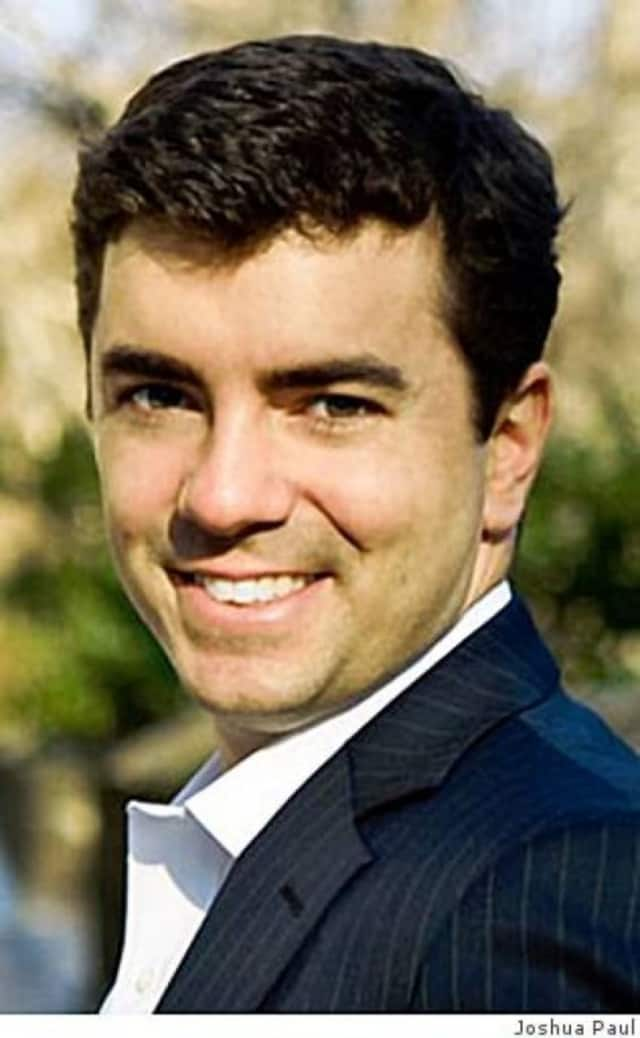 """Journalist Ryan D'Agostino will discuss his book """"The Rising: Murder, Heartbreak, and the Power of Human Resilience in an American Town"""" Nov. 12 at the The Westport Library."""