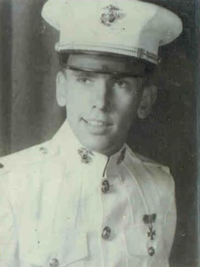 Marine Corps Reserve 1st Lt. William C. Ryan of Bogota.