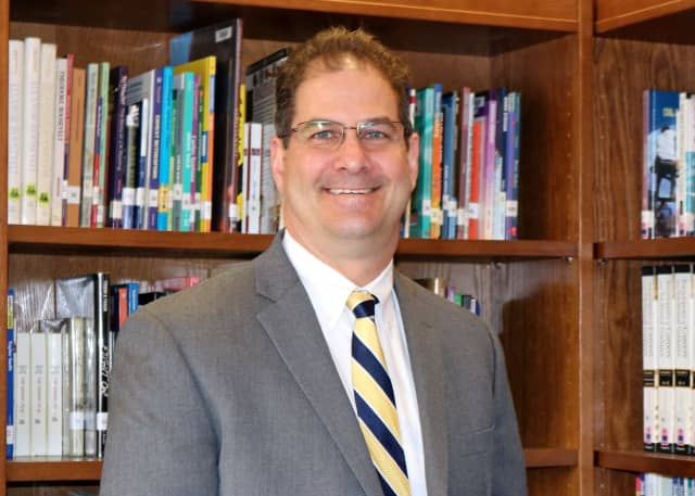 Ryan Schoenfeld, newly named superintendent of Ardsley Union Free School District.