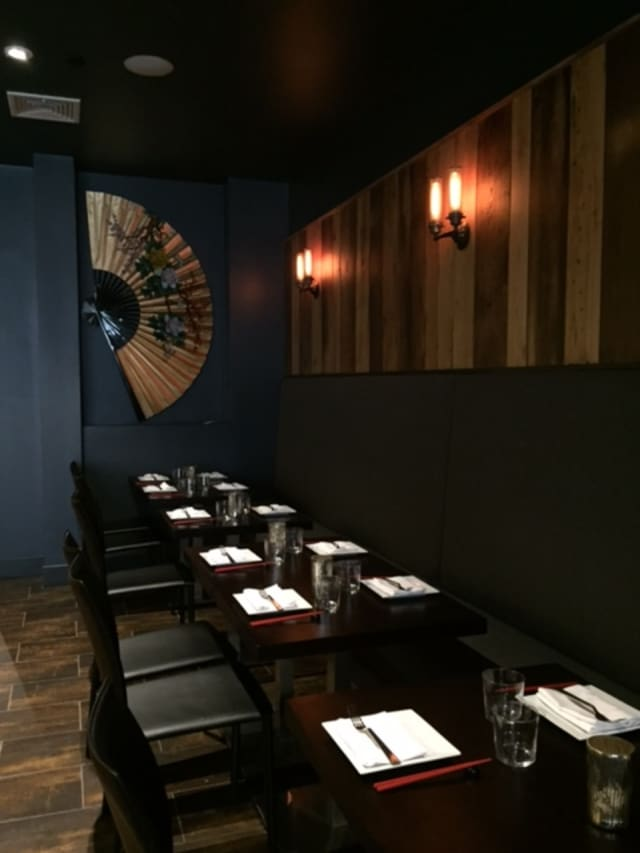 WUJI, relatively new to Rye, is open Christmas Eve and Christmas Day.