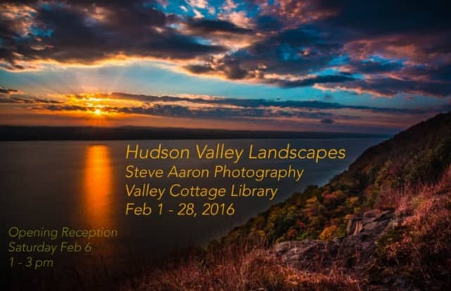 Steve Aaron has been photographing landscapes of the Catskills, Shawangunks, and the Hudson Valley for many years.