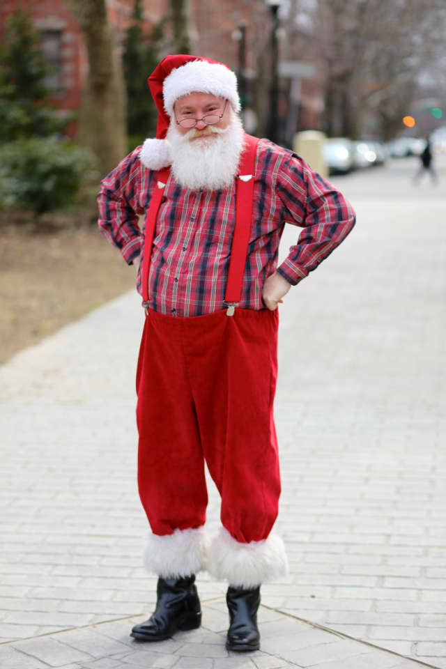 Kris Kringle has been making appearances in Bergen, Passaic and Rockland counties for 29 years.
