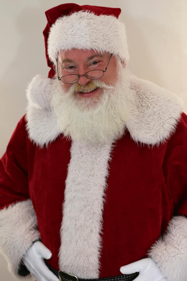 Santa Claus will be visiting neighborhoods in New Milford Sunday, Dec. 11.