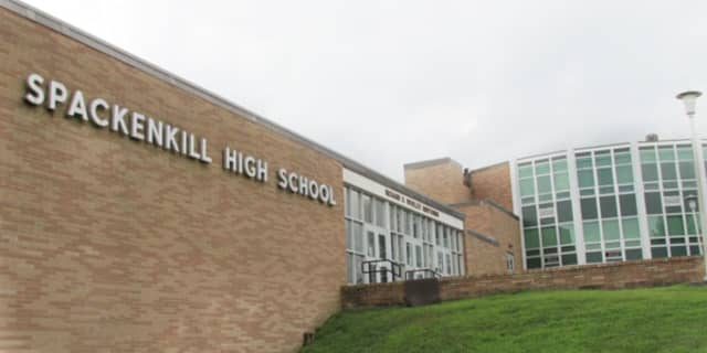 Spackenkill High School