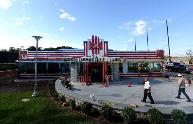 SHU will unveil its new campus diner on Monday. The restaurant will be up and running soon.