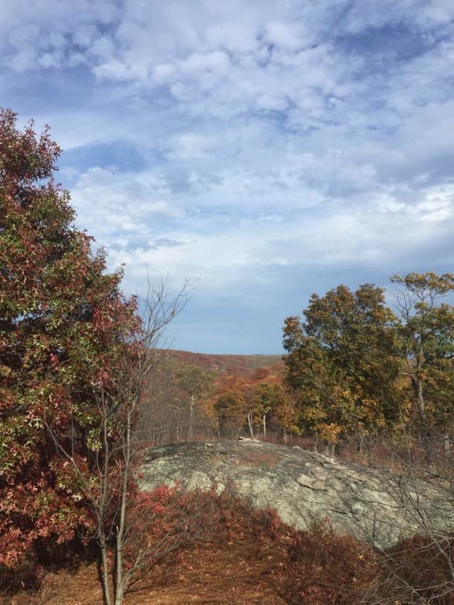 Harriman State Park is a popular spot for Stony Point residents.