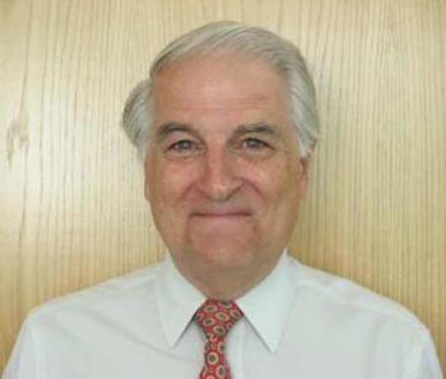 Fairfield interim superintendent Stephen Tracy