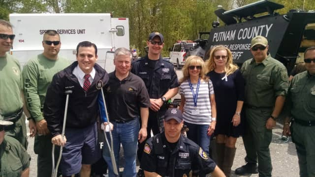 A May 14 Children's Expo and Public Safety Day drew over 1,000 people to the Donald B. Smith Campus in Carmel, N.Y.