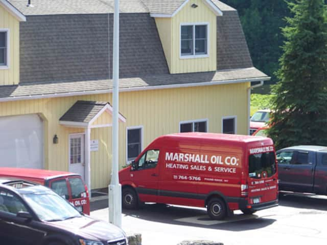 Marshall Oil can provide everything needed to keep your house warm this fall.