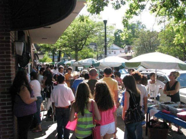 Mount Kisco is celebrating its annual Sales Day.