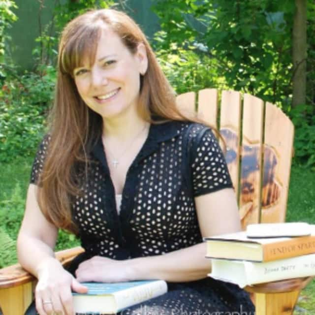 Writer Sally Allen will speak April 27 at the Fairfield Library's book club.