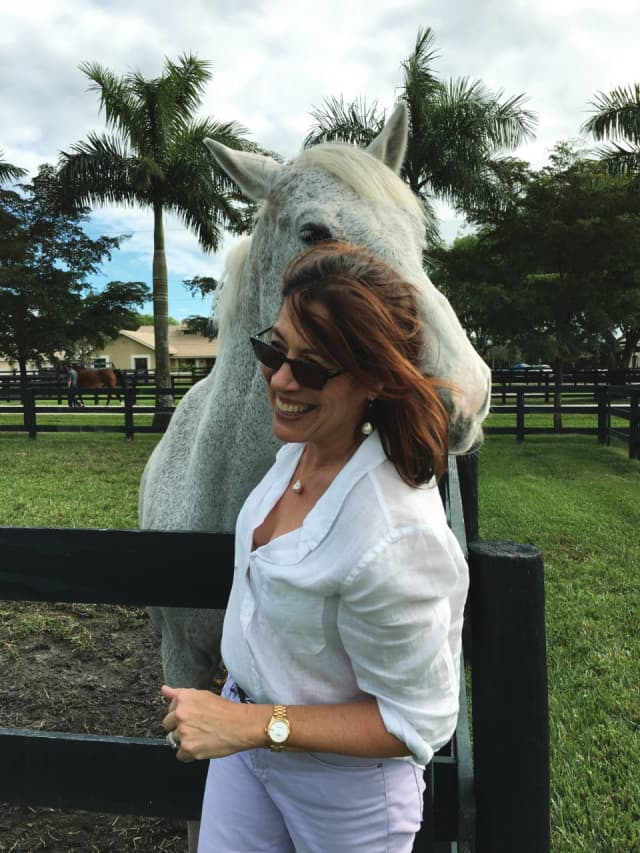 Between riding horses and a long real estate career, Sally Slater is an expert at buying and selling equestrian properties.