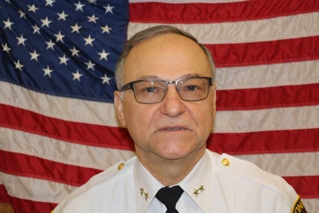Monroe Police Chief John Salvatore
