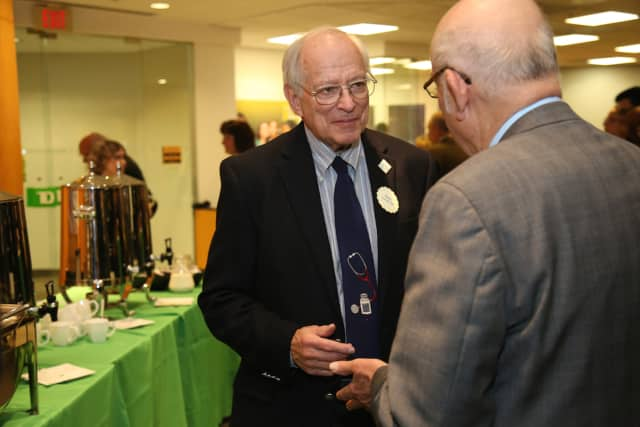 Bergen Volunteer Medical Initiative Founder Dr. Sam Cassell is a resident of Wyckoff.