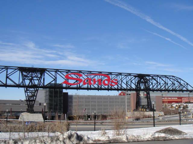 Sands Casino Resort (Bethlehem) Bridge.