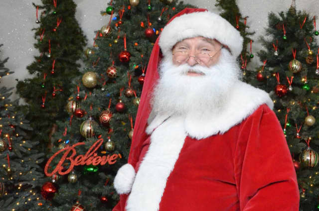 """Many considered Ray Beesley of Paterson the """"real Santa."""""""