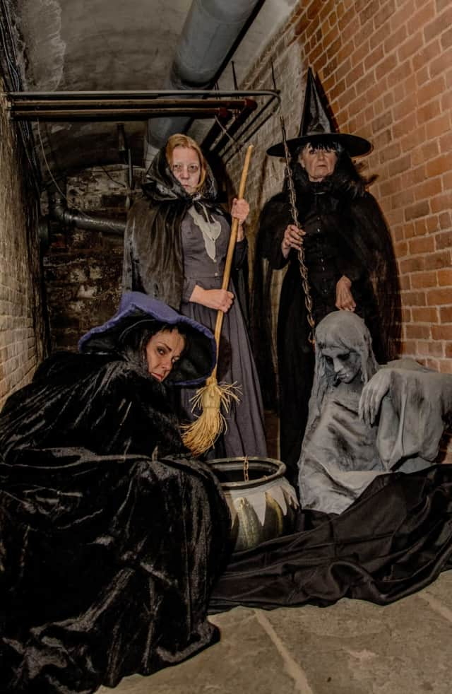 """Witches, Vampires, & Ghosts Tours at the Mansion"" will highlight the history of witchcraft, from colonial times to the Victorian era"