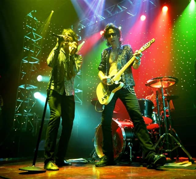 "Rolling Stones tribute band ""Satisfaction"" will perform at the Bergen Performing Arts Center in January."