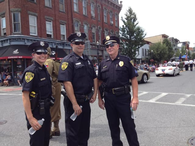 The Saugerties Police Department is testing the use of body cameras.