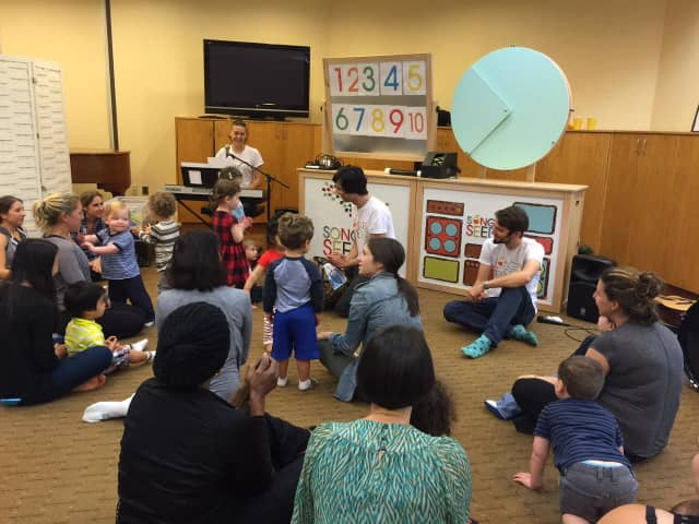 The popular children's music program, Songs for Seeds, is expanding its winter program to accommodate more children.