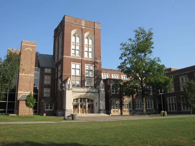 Scarsdale High School.