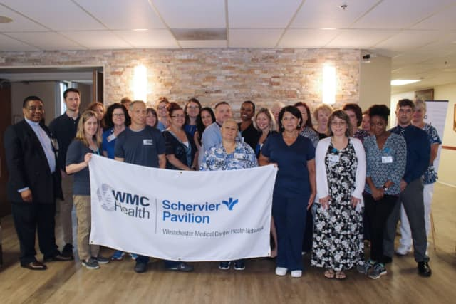Employees and staff at Schervier Pavilion have received top marks from leading healthcare organizations.