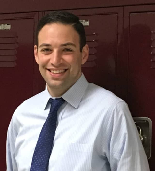 "Ossining High teacher Adam Schoenbart is one of NSBA's ""20 to Watch"" educators for 2016."
