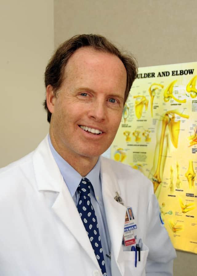 Dr. Scott Wolfe.