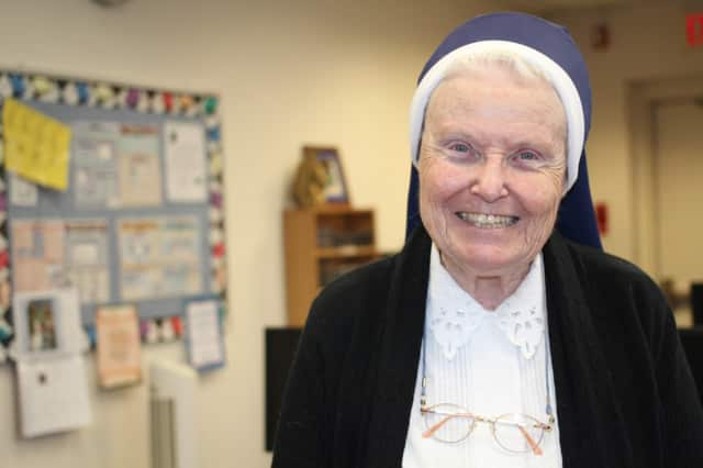 Sister Kathleen Fitzgerald