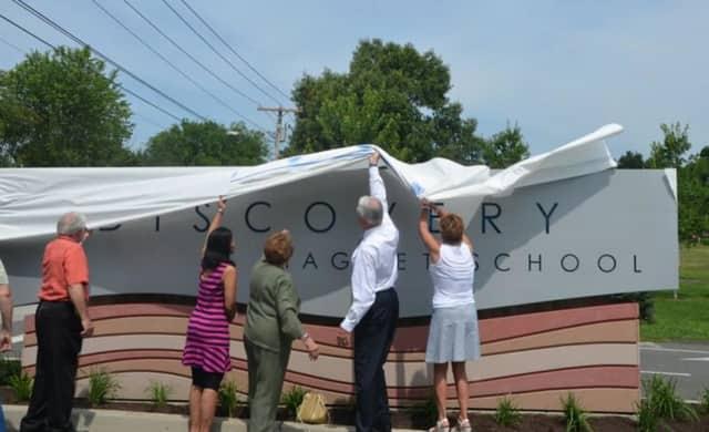 Discovery Magnet School in Bridgeport