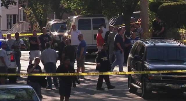The Mount Vernon and New York City Police Departments are investigating Friday's shooting.