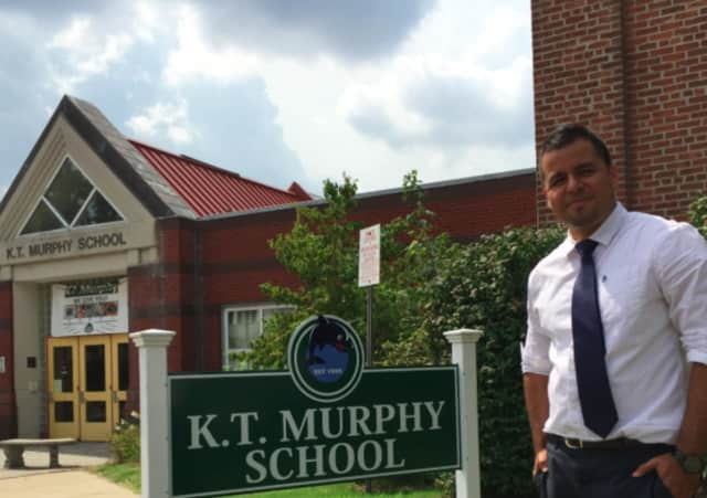 Principal Frank Rodriguez and the K.T. Murphy School will host their sixth annual Multicultural Fair on Saturday.