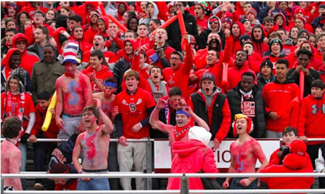 Archbishop Stepinac football fans figure to have a lot of reason to celebrate this season.