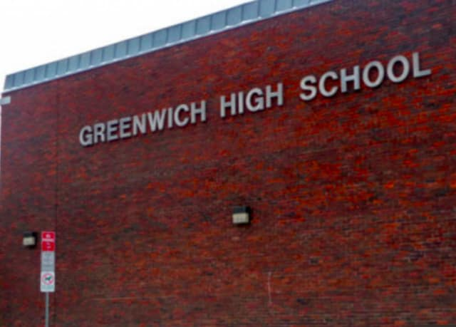 Greenwich High School is closed Tuesday due to a water leak in the school.