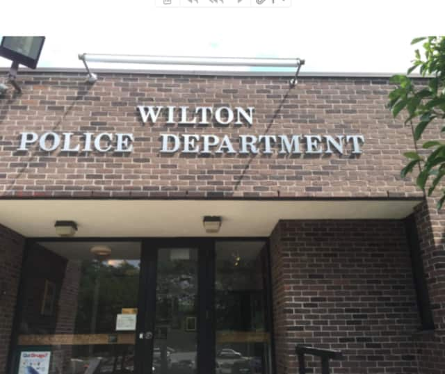 Scaffolding was reported stolen from a Wilton construction site.