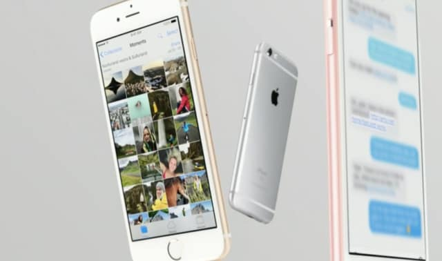 iPhones and iPads are allowed in the film class at New Rochelle High School were students are encouraged to make complete movies and documentaries with their devices.