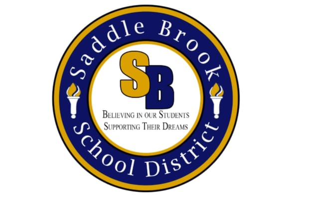 The new logo for the Saddle Brook Public Schools