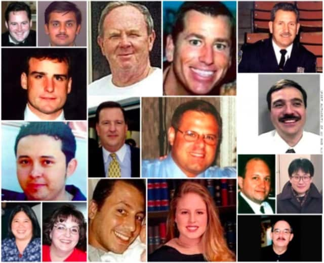 Remembering the Bergen County residents who were killed in the terrorist attacks of 9/11.