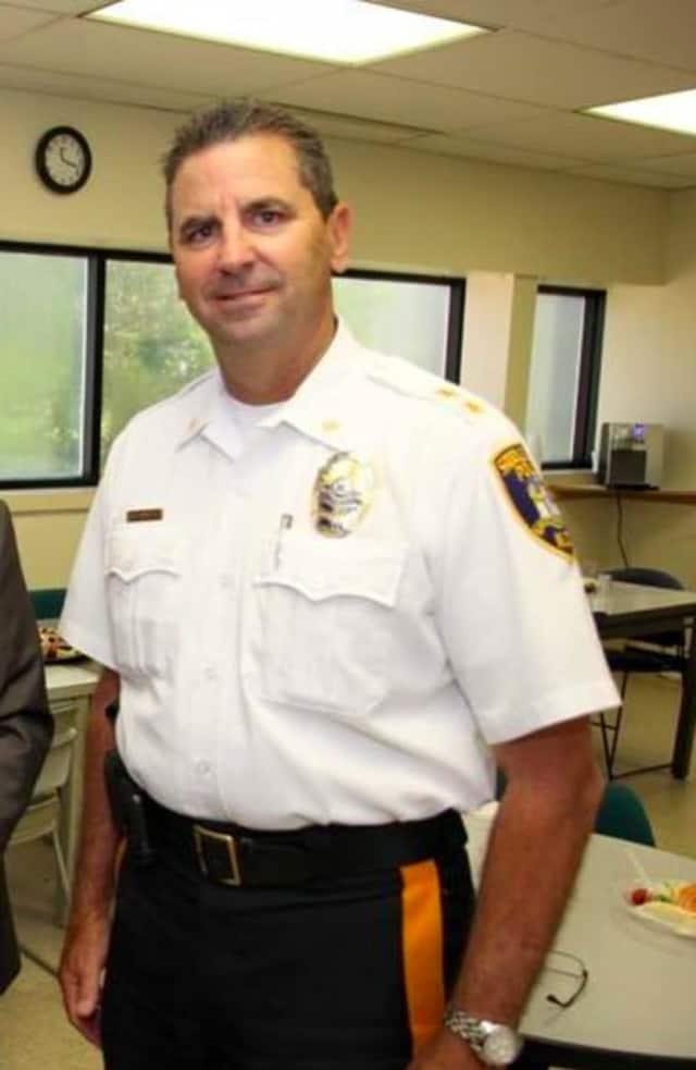 Saddle Brook Police Chief Robert J. Kugler