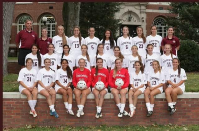 The 2014 Ridgewood High School women's varsity team.
