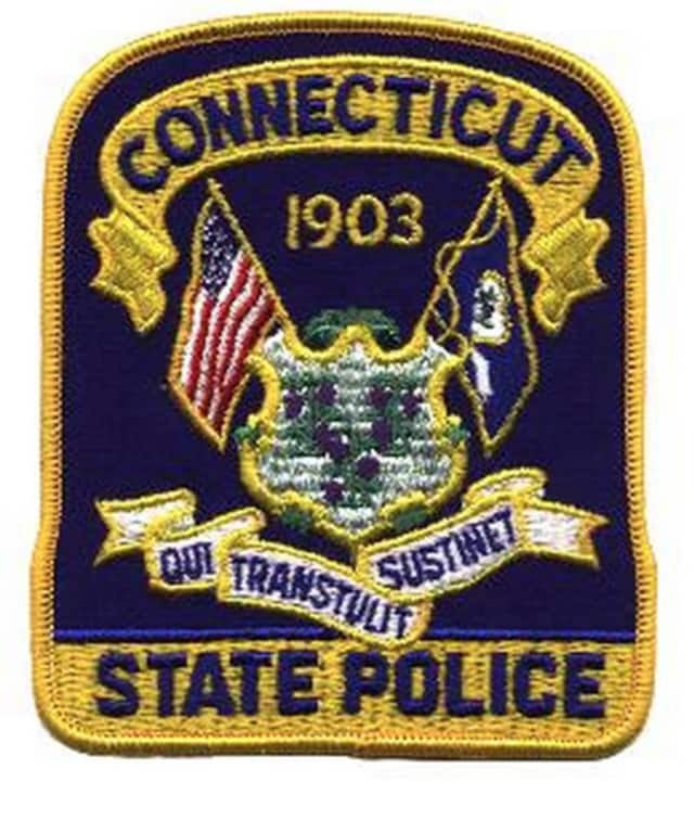 Connecticut State Police reported that two Bridgeport residents were injured in an accident on Interstate 95 north in Stratford on Sunday when the driver lost control of the car.