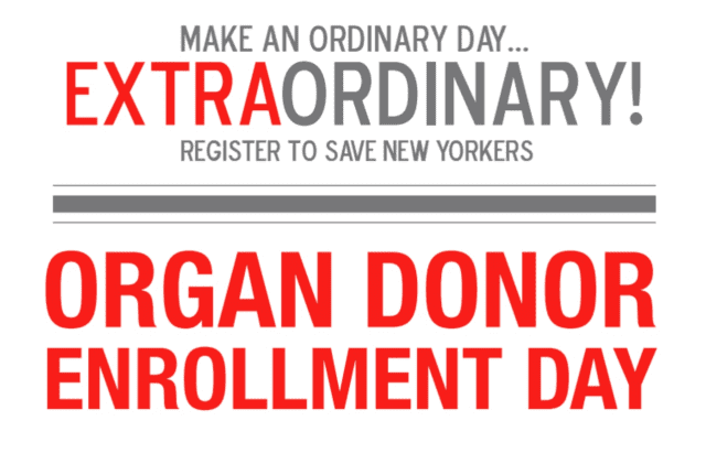 Come register to be an organ donor at Northern Westchester Hospital.