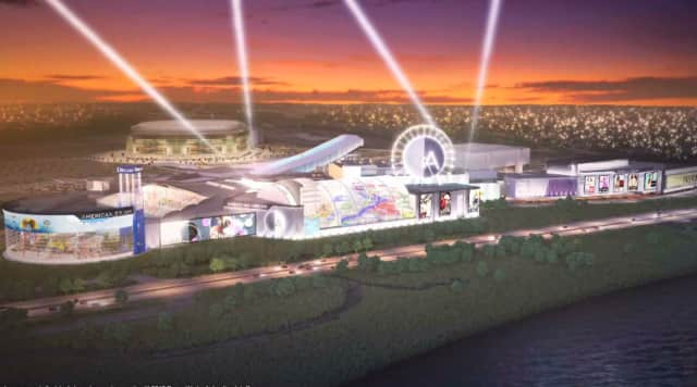 American Dreams at the Meadowlands is scheduled to open in the fall of 2017.