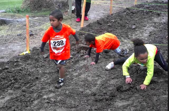The Spartan Kids Race will take over Mill River Park Saturday and Sunday from 8 a.m. – 5 p.m.