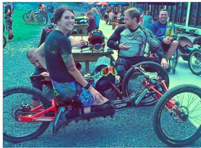 The High Fives Foundation is awarding 24-year-old Westport resident Lindsay Runkel a second board-approved Empowerment Grant to help aid in her recovery from a life-altering injury she suffered while mountain biking Oct. 5.